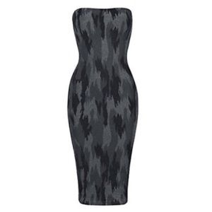 be250858416 Wolford Dresses - NWT WOLFORD CAMOUFLAGE TUBE DRESS